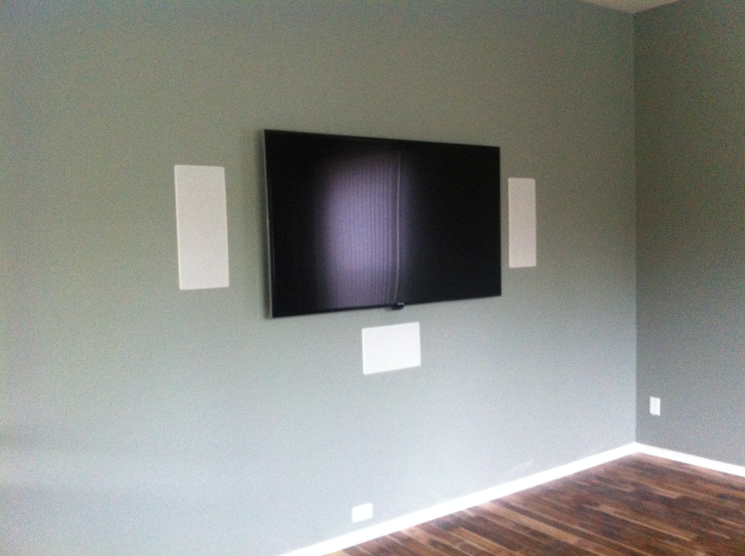 Home Theater Installation Portland
